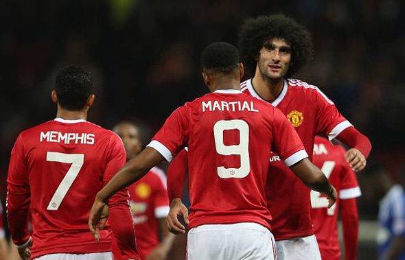 Arsenal lên kế hoạch chiêu mộ 3 sao của Man United