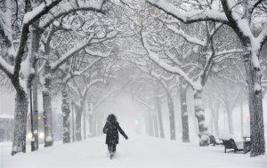 Giải mã bí ẩn giấc mơ thấy tuyết