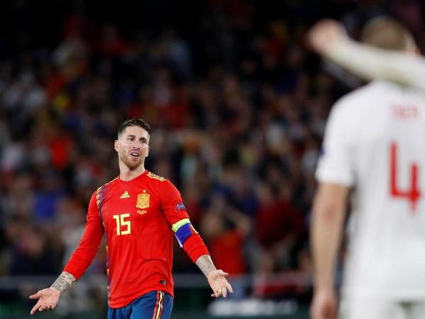 Tiền đạo Na Uy khen ngợi Ramos đá đẹp