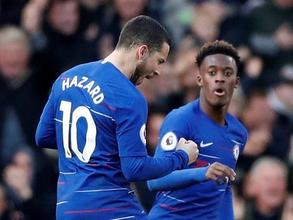 Chelsea đã chọn xong cầu thủ thay Hazard