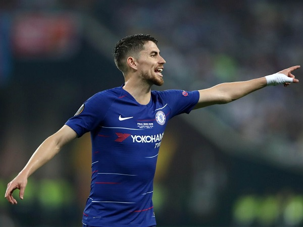Tin hot bóng đá 3/8: Jorginho không buồn vì Sarri bỏ Chelsea