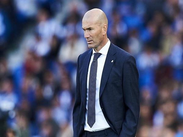 Con số tệ hại của Zidane ở nhiệm kỳ 2 tại Real