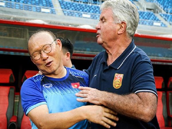 Ông Park chưa bao giờ kiên nhẫn đợi ai ngoại trừ Hiddink