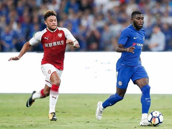 Chelsea đàm phán đưa Jeremie Boga trở lại