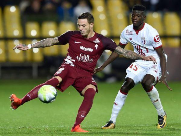 Soi kèo Metz vs Lille, 02h00 ngày 10/4 - VĐQG Pháp