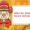 Soi cầu loto gan SXMN 10/5/2021 hôm nay