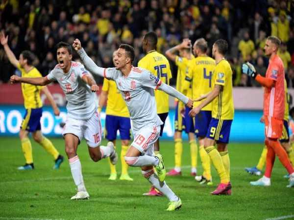 Soi kèo tỷ số Tây Ban Nha vs Thụy Điển