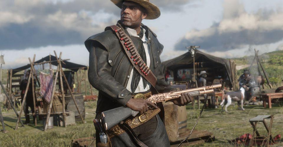 Red Dead Redemption 2 Người chơi Tìm thấy Gory Chi tiết