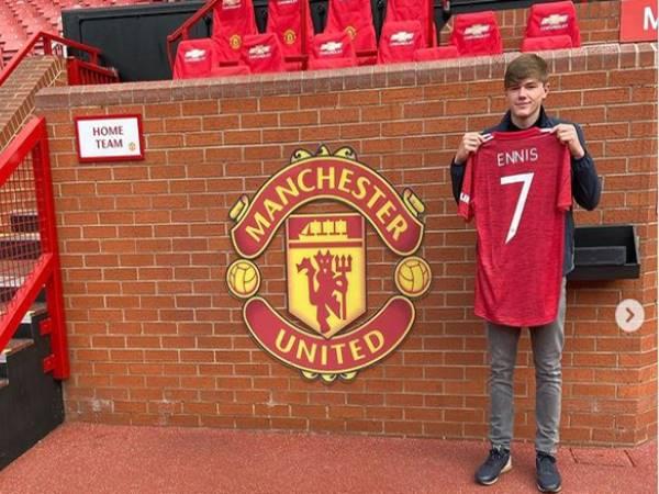 Tin thể thao trưa 28/7: Man Utd đón tân binh 16 tuổi từ Liverpool