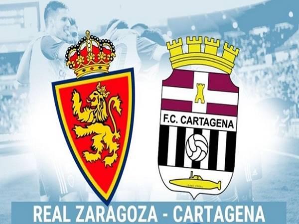 Nhận định Zaragoza vs Cartagena, 03h00 ngày 31/8 Hạng 2 TBN