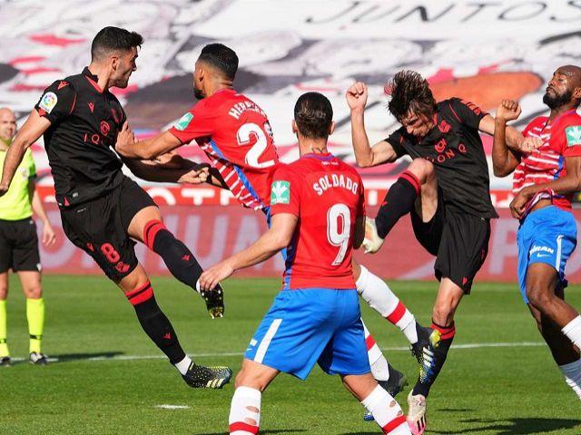 Nhận định Granada vs Sociedad, 0h30 ngày 24/9