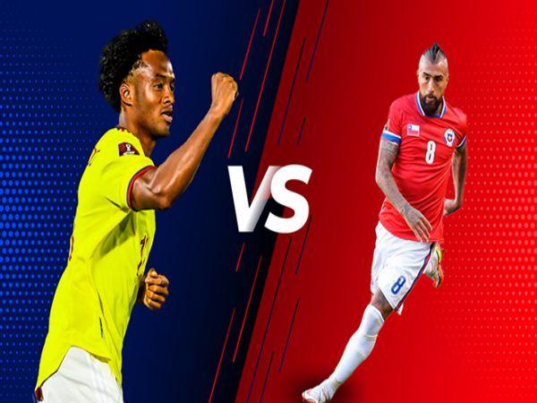 Nhận định kèo Colombia vs Chile, 6h00 ngày 10/9 - VL World Cup