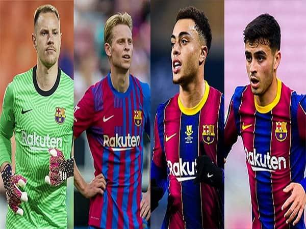Bayern muốn lấy bộ tứ của Barca